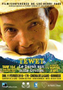 TEWEK Affiche film
