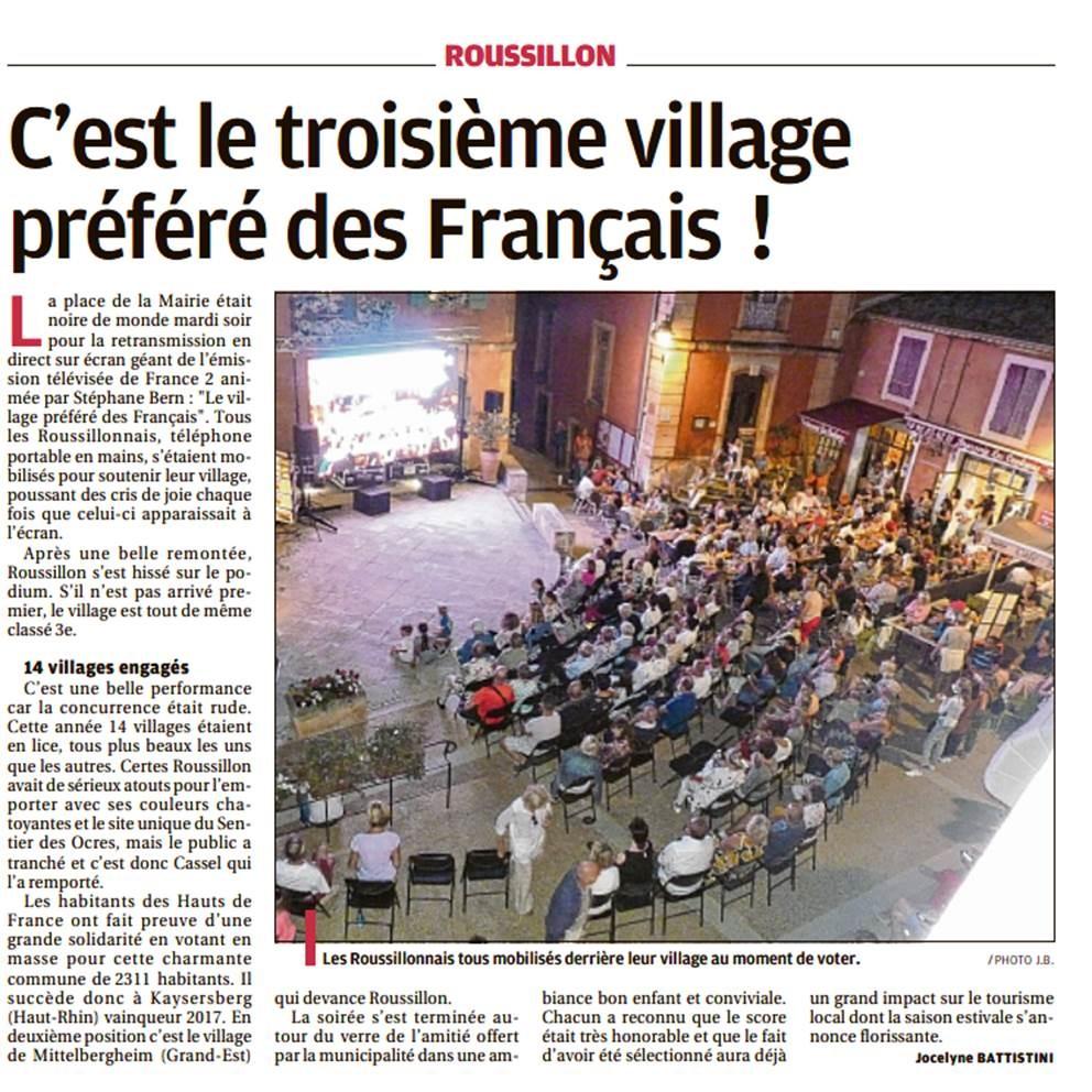 Roussillon - La Provence 21 06 2018