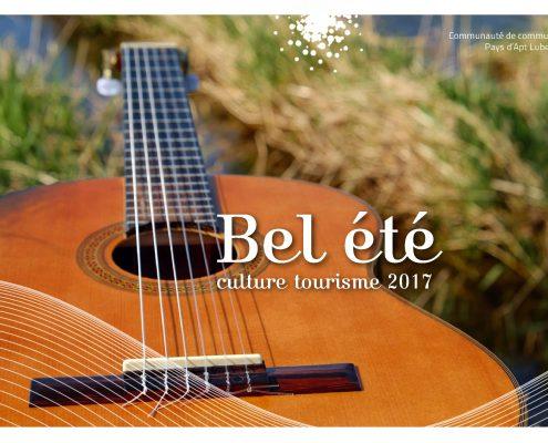 PREMIERE COUV - BEL ETE 2017