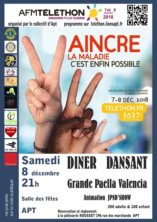 Affiche Paella dec 2018 A4