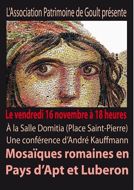Affiche conférence mosaïques OK