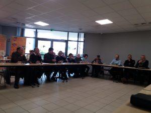 Nov. 2017 - Formation PCAET - Elus et agents communautaires