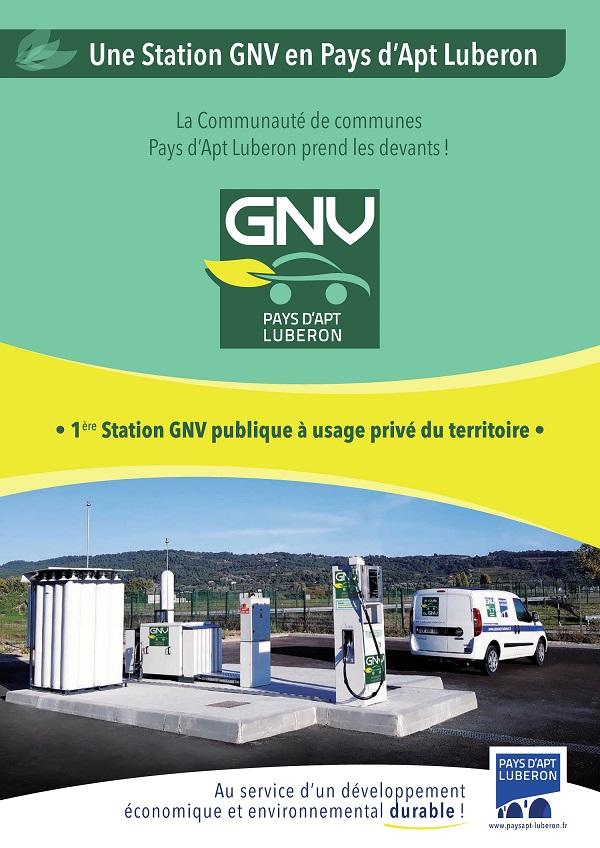 Plaquette GNV - CCPAL