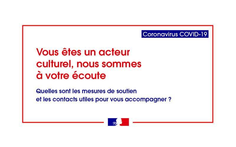 Covid-19 - Culture pro